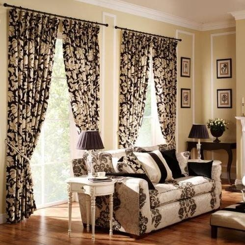 Best  Modern Living Room Curtains Ideas On Pinterest Double - Curtains for living room