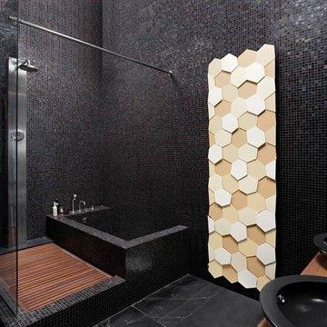 Designradiator.dk® - Designradiator HoneyCubes beige - 2165FH2200B