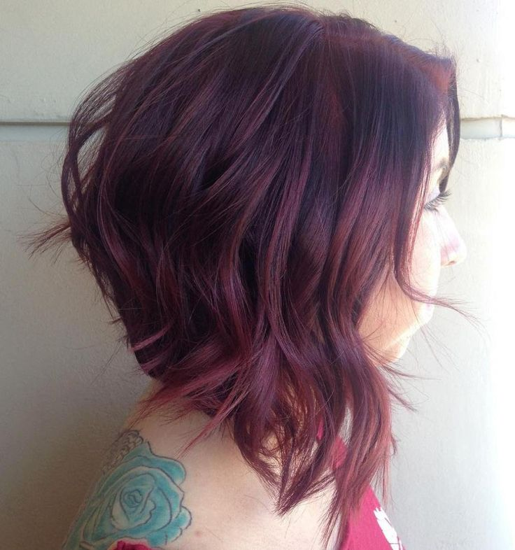curly hair styles pictures best 25 burgundy balayage ideas on burgundy 6560