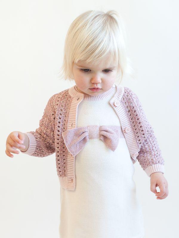 ALALOSHA: VOGUE ENFANTS: Bonnie baby