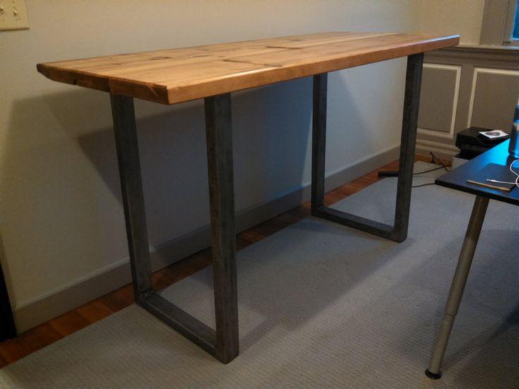 best 25 stand up desk ideas on pinterest portable computer desk computer ups and laptop stand. Black Bedroom Furniture Sets. Home Design Ideas
