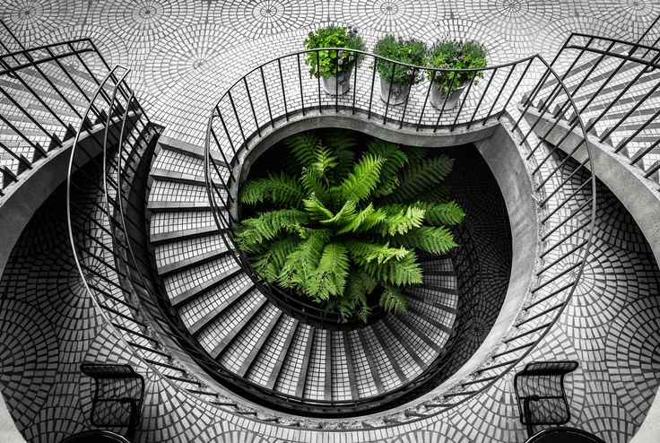 Embarcadero Stairs by Kevin Huang on 500px