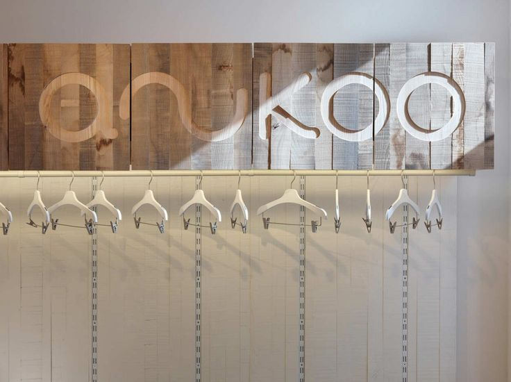 Anukoo Fair Fashion Shop / Atelier Heiss Architekten