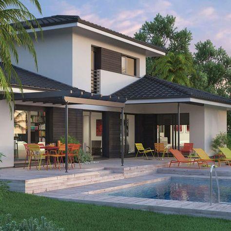 13 best Maisons contemporaines - Maisons Clair Logis, constructeur