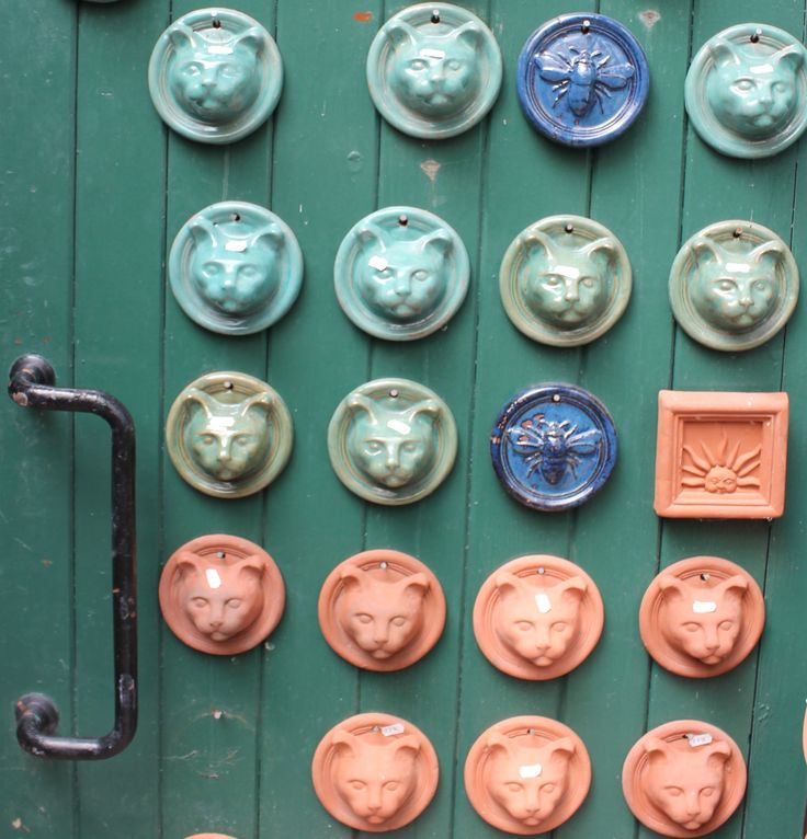 Aylesford Pottery garden ware 2016