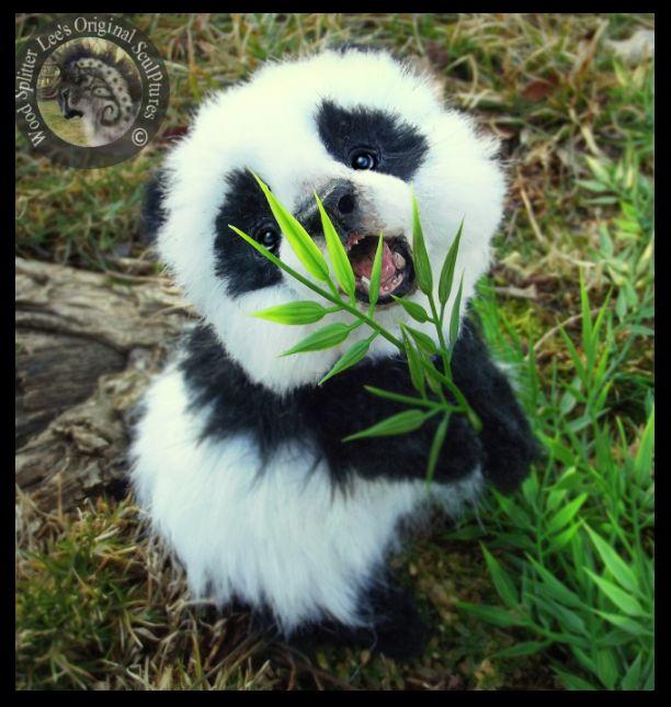 Så himla gullig pandaunge!!!!!!gilla!!!!!