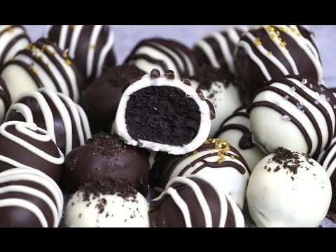 4 Ingredient Oreo Truffles No Bake Recipe (With Video) | TipBuzz