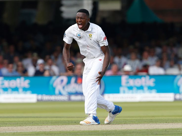 South Africa bowler Kagiso Rabada to miss second Test against England for swearing at Ben Stokes