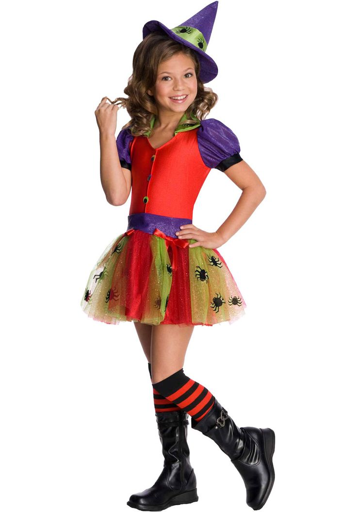 Child Witchy Costume - Child Halloween Costumes at Escapade™ UK - Escapade Fancy Dress on Twitter: @Escapade_UK