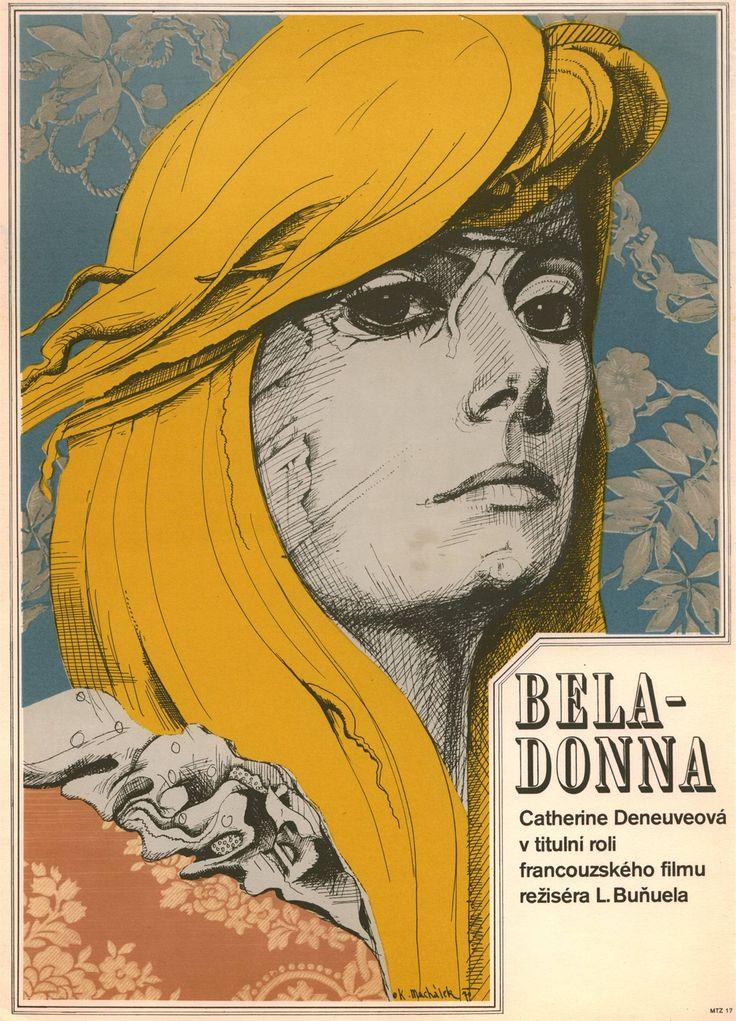 Plakát k filmu Bella-Donna