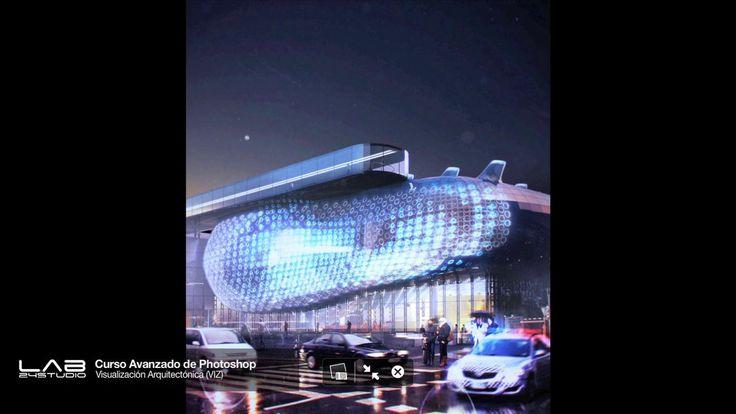Curso de photoshop para Arquitectos y Visualizadores