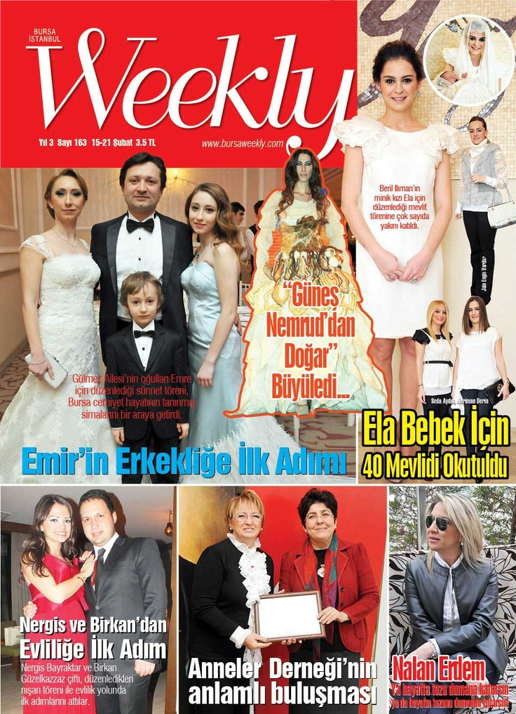 163. Weekly cover