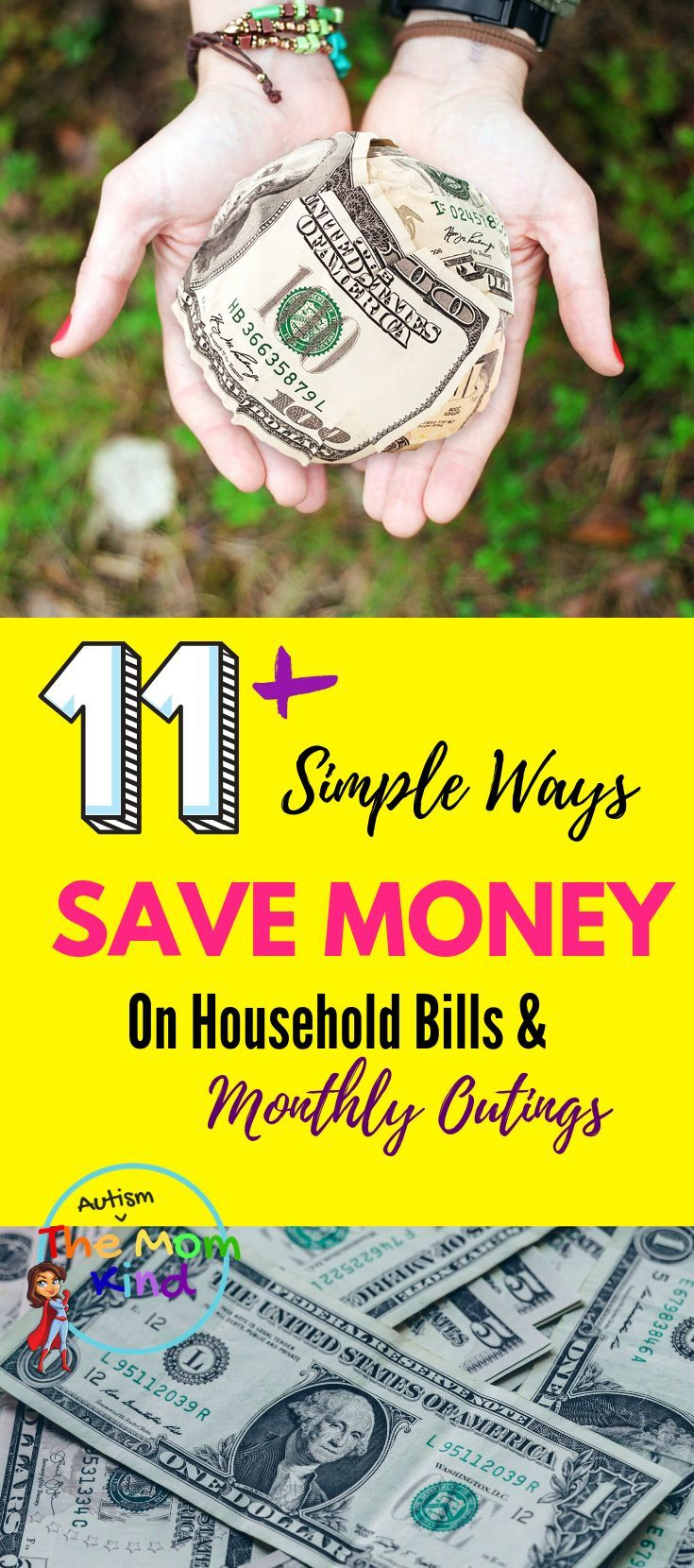Das Führen eines Haushalts kann manchmal teuer sein. Schauen Sie sich diese 11 + Möglichkeiten zum Speichern …   – Ready, Set, Mom like a BOSS!  Mommy Board