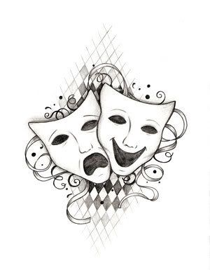 Masks. :)