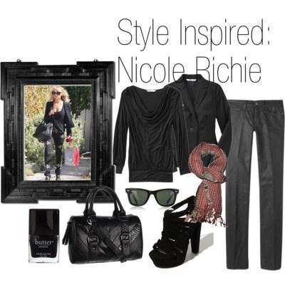 Style Inspired: Nicole Richie