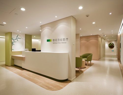 Interior design, architecture, and engineering - offices in Beijing and Shanghai