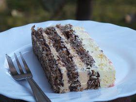 Izdašna lepa torta a recept je od moje mame <3  Fino krcka karamel i čokolada u klasičnom filu između kora sa orasima.      Potrebno je:  K...