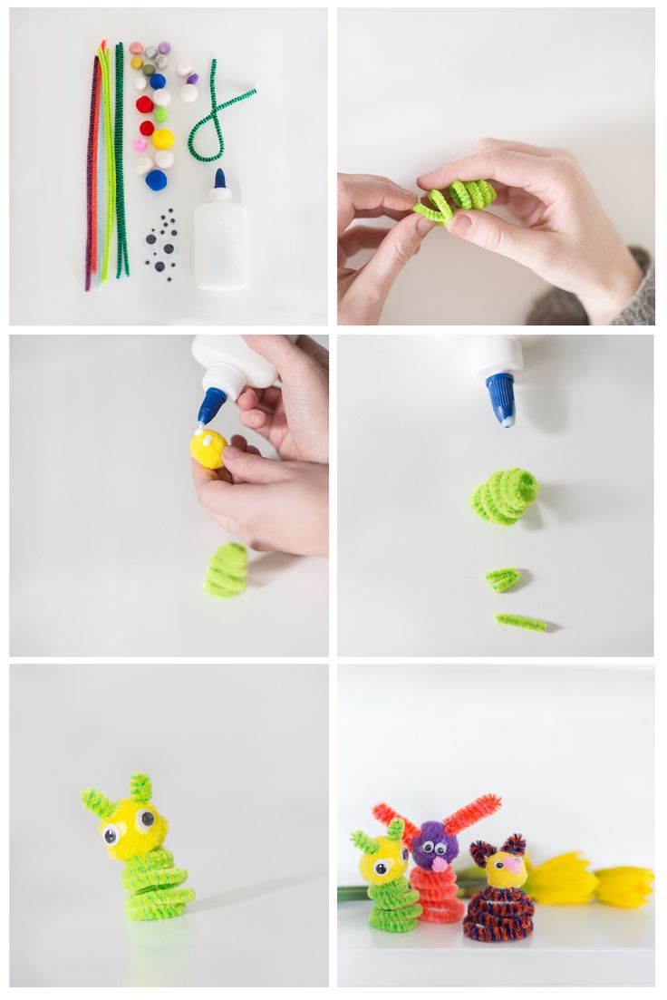 DIY: Funny easter animals