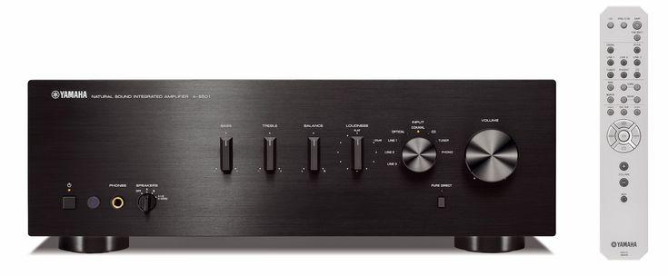 audio lifestyle: YAMAHA A-S301, A-S501 & A-S701