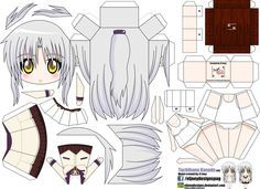 Kanade Tachibana (Joey's Chibi Girls 043) by ELJOEYDESIGNS on DeviantArt