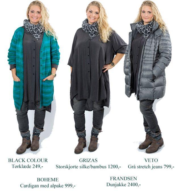 Charlotandme.dk viser vintermoden i store størrelser