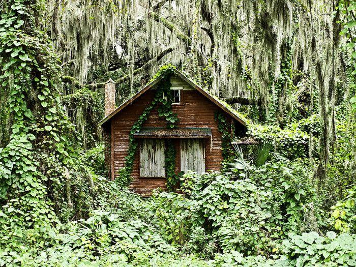 15 Abandoned FL locations