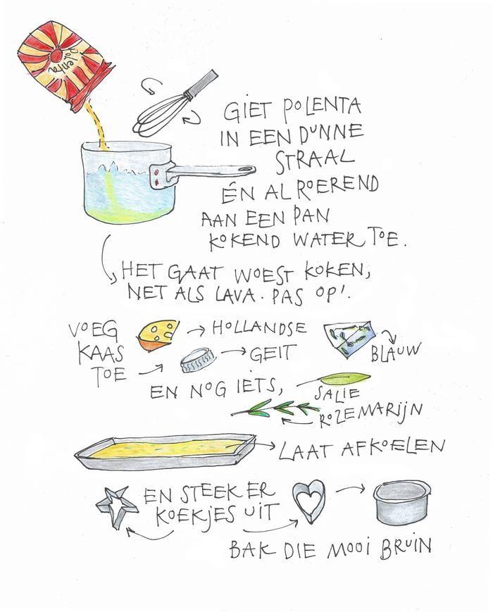 Kookboekenmaker, illustrator en kok Yvette van Boven maakt elke week een gerecht in de oven.