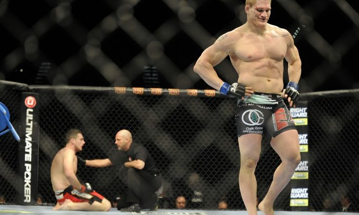 Todd Duffee isn't done with MMA, wants Travis Browne next = Once upon a time, for a moment there, Todd Duffee was thought to be the next big thing in the UFC heavyweight division, and even though that never came to fruition, Duffee is not done with the sport yet.  It has been.....
