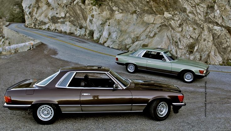 Mercedes Benz 450 SLC 5.0 de 1979