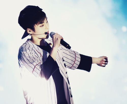 Xiumin Exo Growl 13 best images about X...