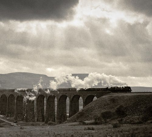 Horton in Ribblesdale - Settle to Carlisle Railway