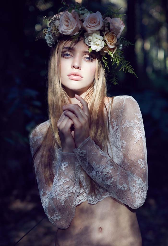 Into The Woods Bridal Editorial