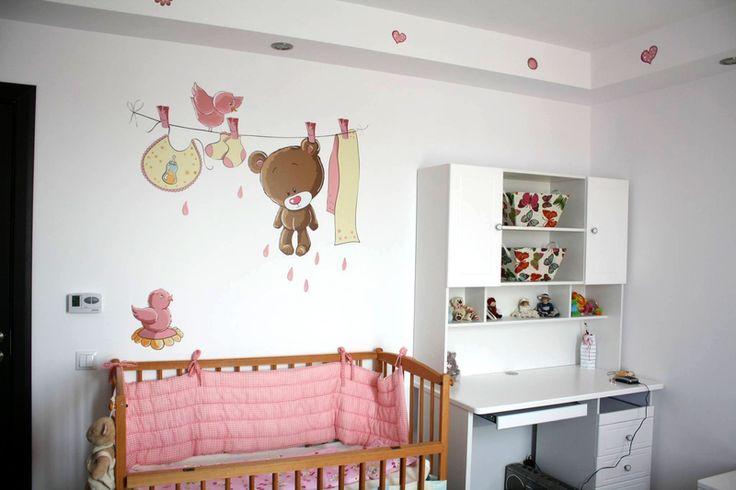 Cum poti decora singur camera copilului? 3 idei personalizate