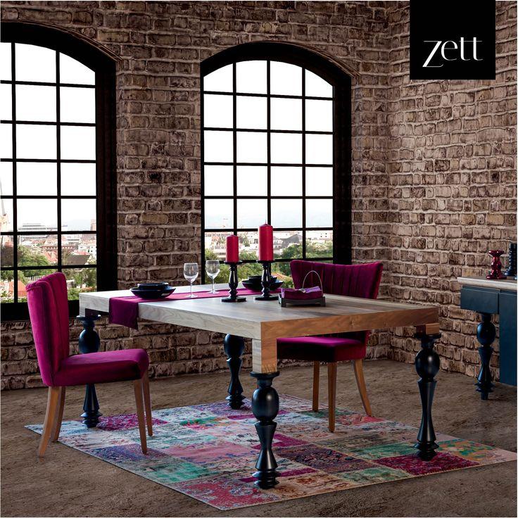 Sade tasarımı ve bir o kadar kışkırtıcı renkleri barındıran Pedina Yemek Takımı ile akşam yemeklerinize yeni anlamlar kazandırın. #zettdekor #mobilya #furniture #ahşap #wooden #yatakodasi #bedroom #yemekodasi #diningroom #ünite #tvwallunits #yatak #bed #gardrop #wardrobe #masa #table #sandalye #chair #konsol #console #dekor #decor #dekorasyon #decoration #koltuk #armchair #kanepe #sofa #evdekorasyonu #homedecoration #homesweethome #içmimar #icmimar #evim #home #inegöl #bursa #turkey