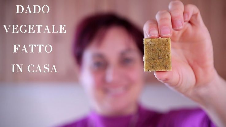 DADO VEGETALE FATTO IN CASA Ricetta Facile - Homemade Veggie Stock Cubes...