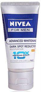 Nivea for Men Advanced Whitening Dark Spot Reduction Moisturiser: Skingredients Scans