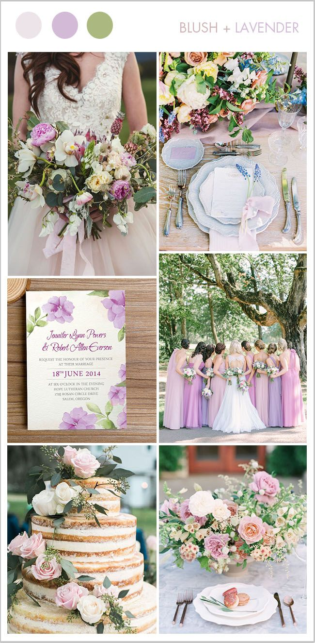 9 Beautiful Blush Soft Pink Wedding Colors For Brides To Try