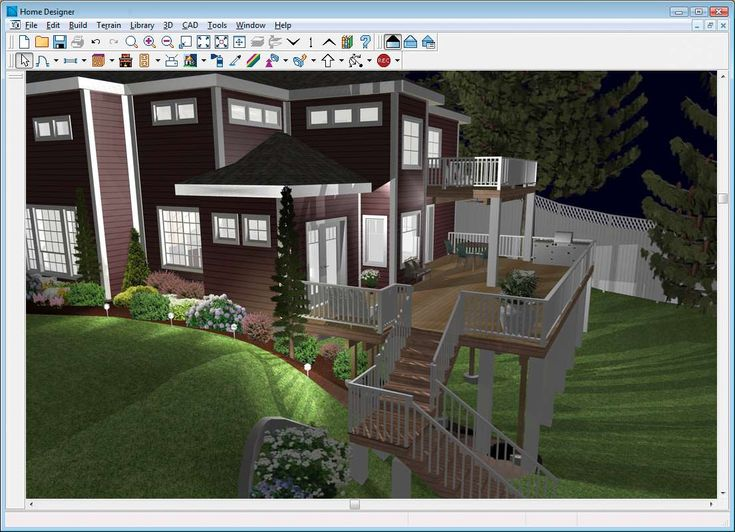 Easy To Use Landscape Design Software For Mac