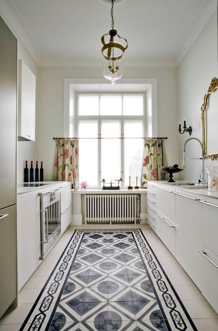 les 25 meilleures id es de la cat gorie cuisines bleu fonc sur pinterest salles de bains bleu. Black Bedroom Furniture Sets. Home Design Ideas