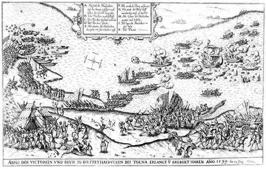 1599, Danube