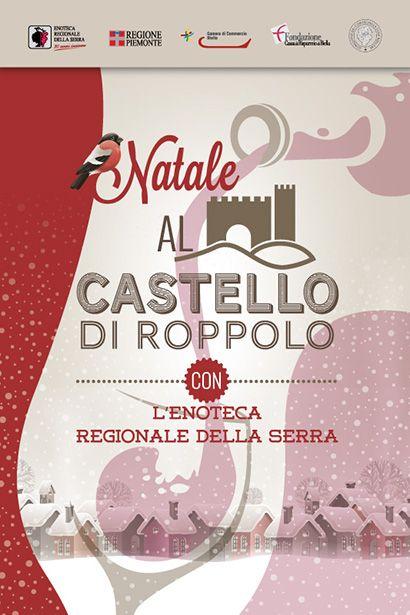 Enoteca Regionale della Serra - Natale al Castello di Roppolo