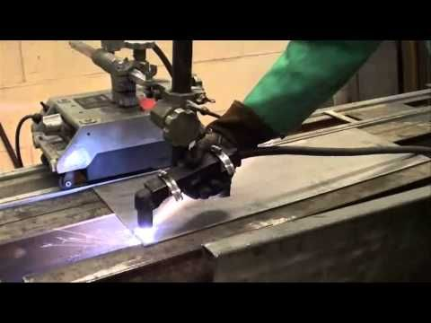 MACHINE SHOP TIPS #80 Miller Plasma Cutter tricks part 1 tubalcain - YouTube