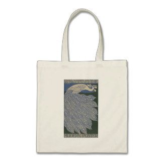 NYPL   Charles Scribner's Sons   The Modern Poster Tote Bag