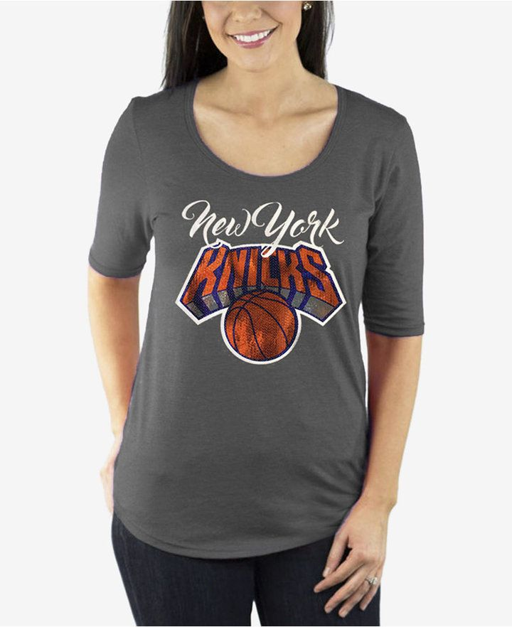 Gameday Couture Women's New York Knicks Gameday T-Shirt