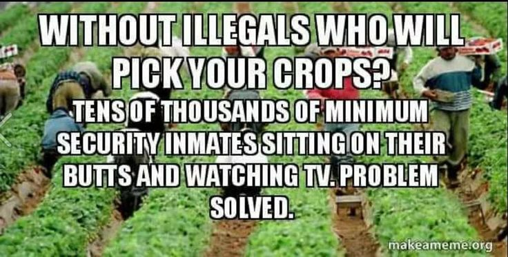 I so wish. Why did they get a free ride? I isn't slavery. I work a job to pay for room and broad, they should work a job for room and broad.