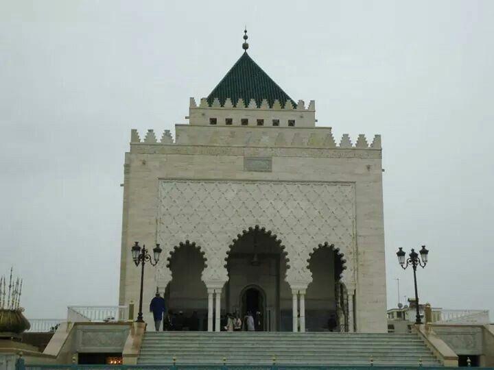Mausoleo Real, Rabat