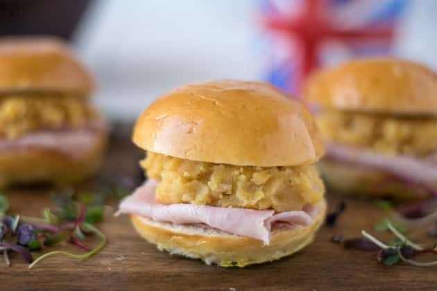 Pease pudding makes the world go 'round. Since the 1500s, at least!