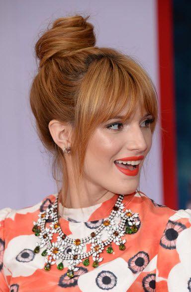 bella thorne ironman 3 movie premiere   iron man 3 bella thorne 5 Bella Thorne Beautiful At Marvels Iron Man 3 ...