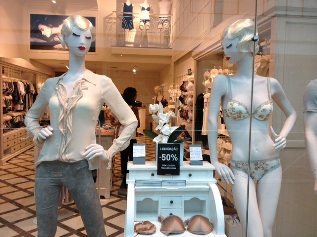 Intimissimi one of the best inexpensive Lingerie shop ever