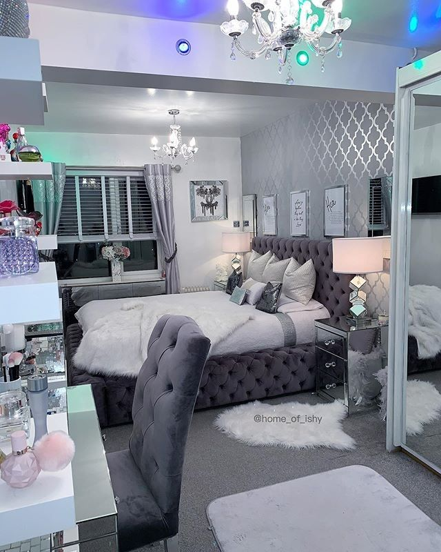 Tips For Easy Home Decorating Fancy Bedroom Grey Bedroom Decor Room Inspiration Bedroom